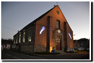 EGLISE  ILLUMINEE mini